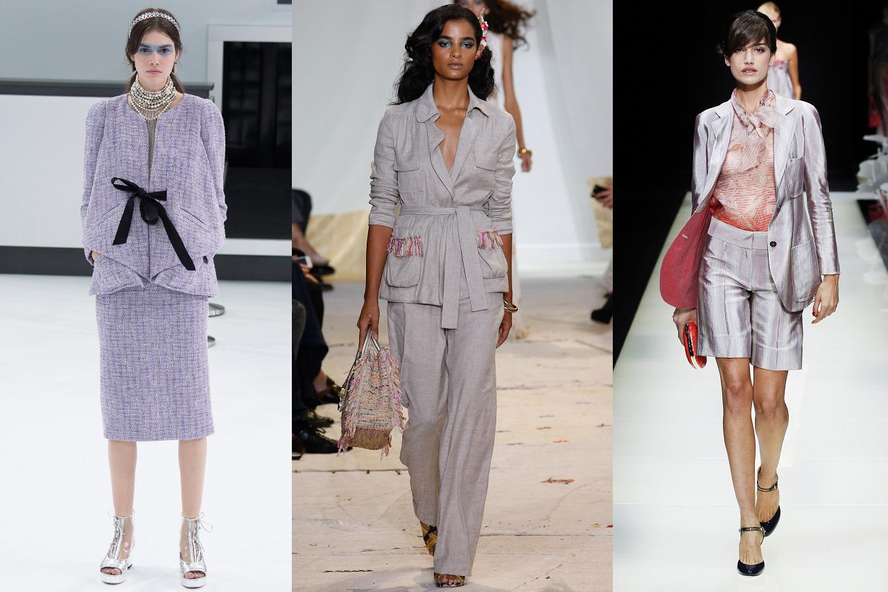 Chanel, Diane von Furstenberg, Giorgio Armani | Fuente: Livingly