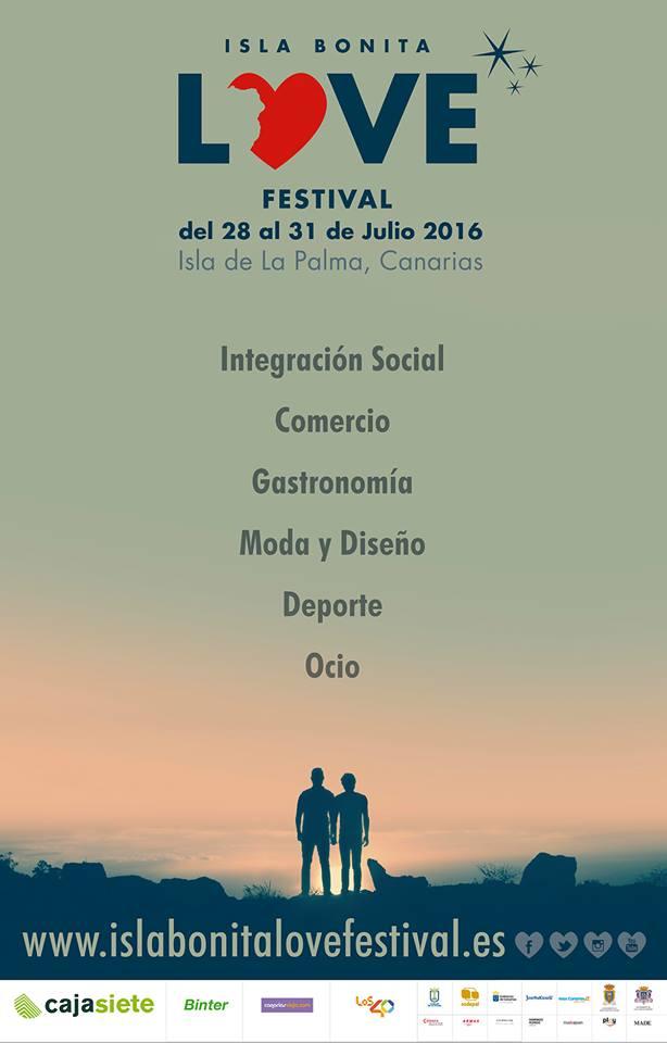 Fuente: Isla Bonita Love Festival Facebook oficial