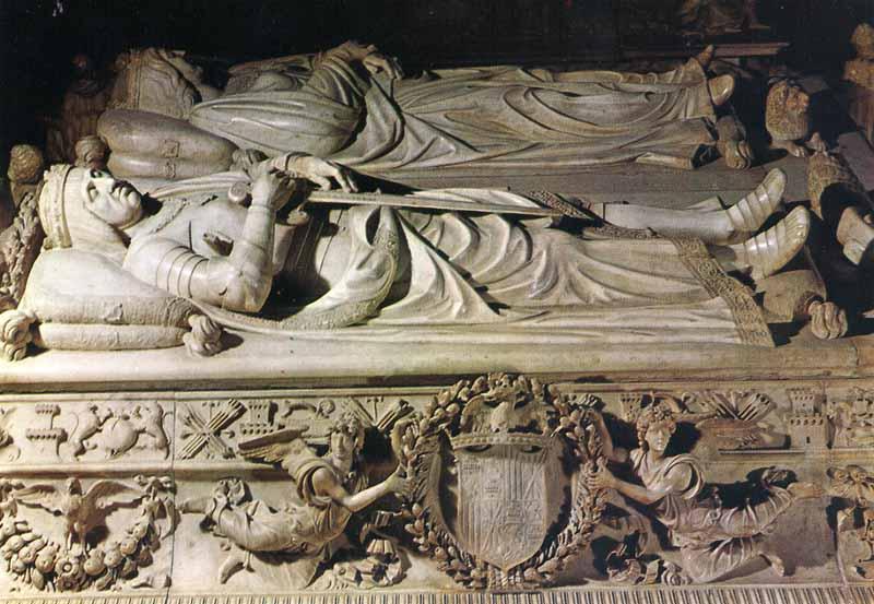 Matrimonio Catolico En Peligro De Muerte : Muere un rey funerales a fernando el católico en canarias