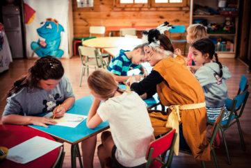 Actividades infantiles en el Lopesan Costa Meloneras2