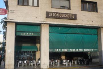 Bar Quichotte (Casablanca) foto Carlos Fuentes