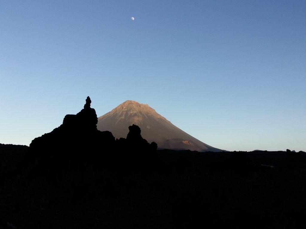 Figura 1 Volcán Pico