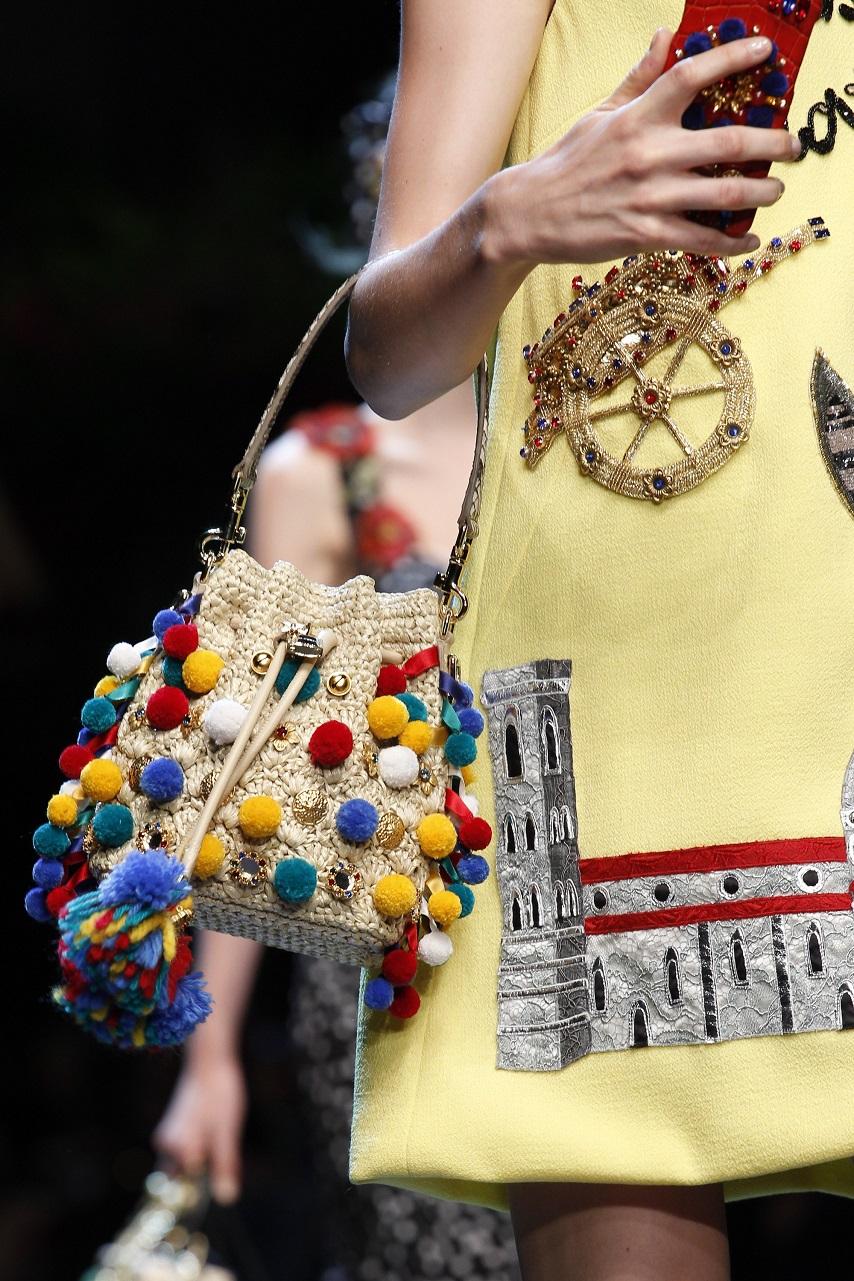 Dolce & Gabbana SS16   Fuente: Livingly