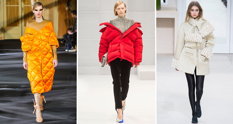 Acne, Balenciaga, Chanel Otoño 2016