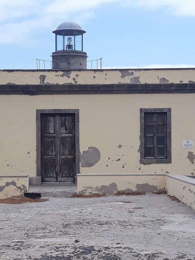 Faro Islote de Lobos