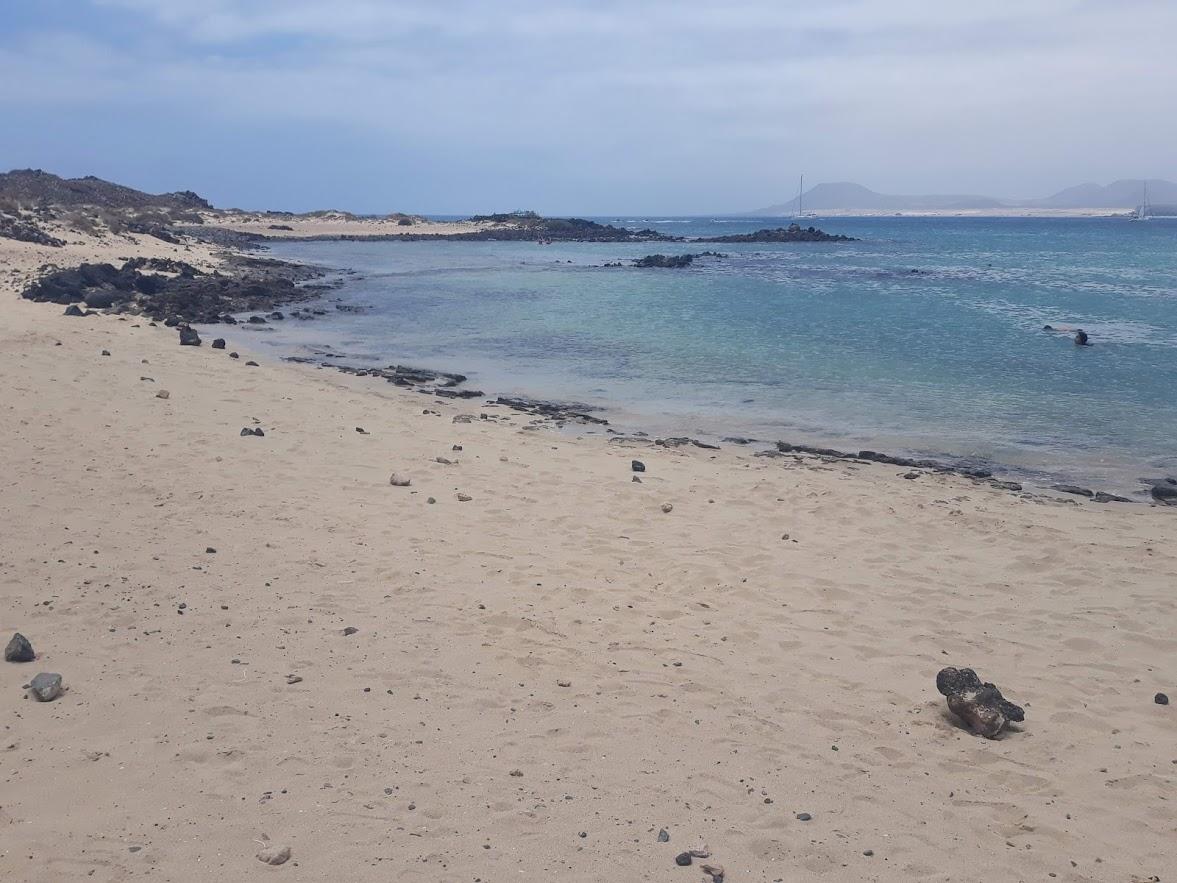 Islote de Lobos Playa